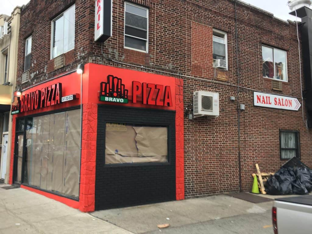 Bravo Kosher Pizza Brooklyn