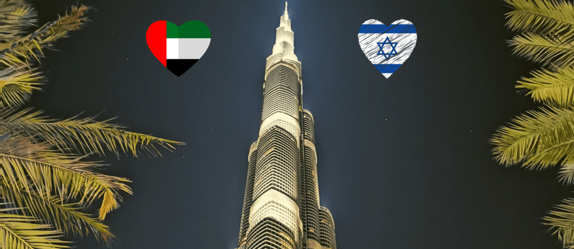 Israel & UAE Peace Brings Kosher To Abu Dhabi